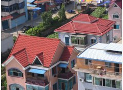 Villa Roof tile